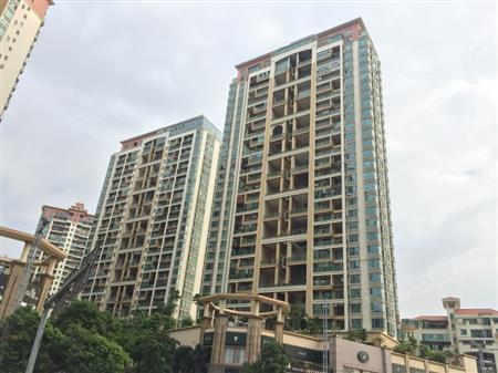 前海住宅片区 临华侨城欢乐海岸绿化带 住家舒适