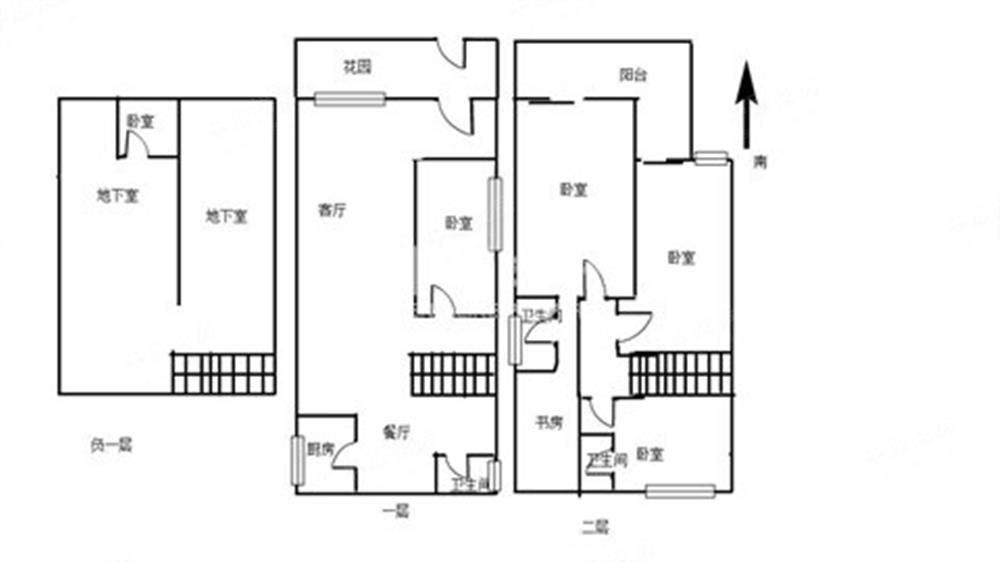 春华四季园二期-户型图