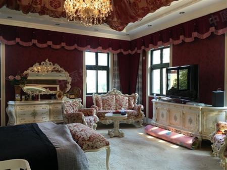 传世臻宅 圣莫丽斯花园豪装独栋别墅 此生值得拥有 送千万豪装