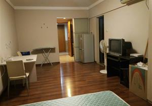 万科城单身公寓 平层精装修 房子保养好 住宅性质