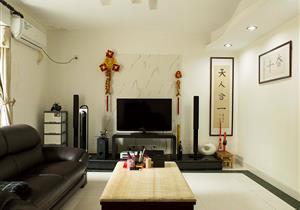 温馨装修  给您一个安心舒适的家