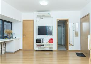 四海公寓精装1房 红本无税 低价出售