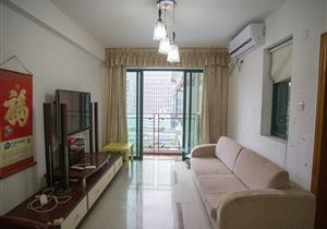 全优的生活配套楼下沃尔玛 精装舒适2房满2年税少