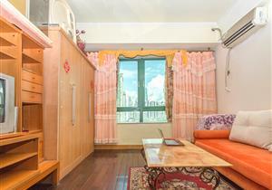 长丰苑 地铁旁 一房一厅 中层采光佳  175万