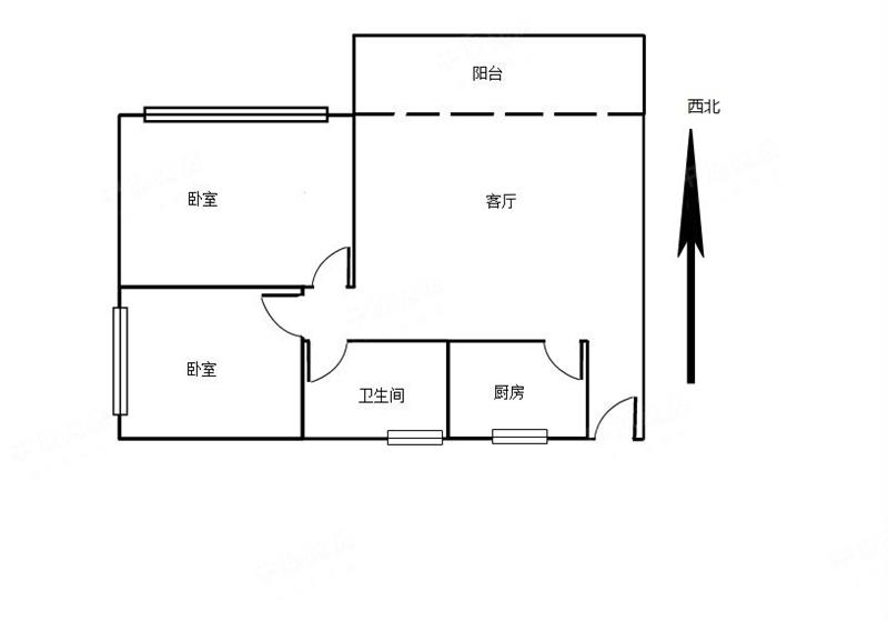 花乡家园,客厅出阳台,精装修,地铁口
