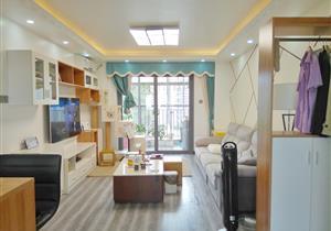 峦山谷 全新精装做3+1房 正南客厅出阳台满2年