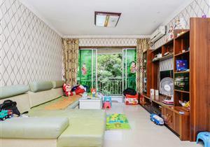 坂田地铁口花园小区,豪装两房、采光视野好居家之选