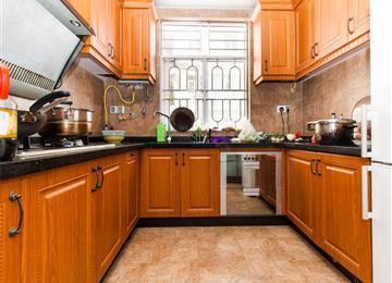 超大厨房高清背景素材