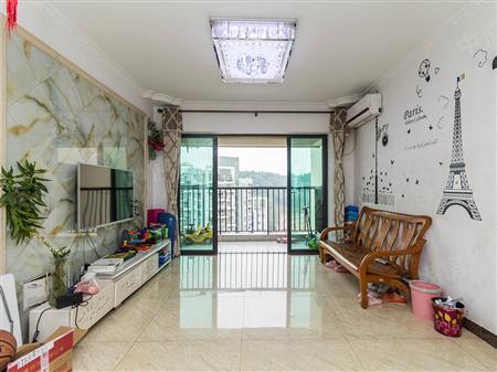 怡龙枫景园-客厅