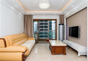 明星小区大两户豪华装修户型方正厅大房间大