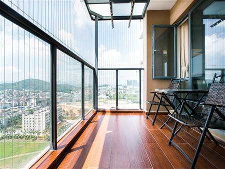 宜城风景花园-阳台