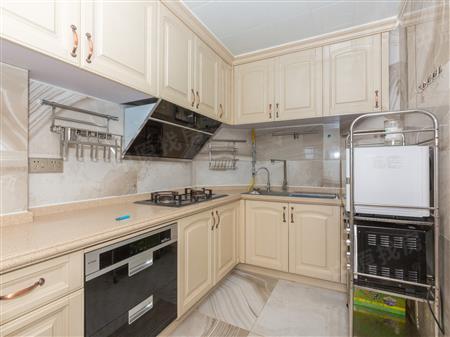 85平小户型装修厨房