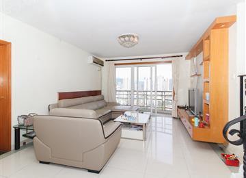 关口物业,看海景双阳台,跃式结构大四房,低于市场价100万