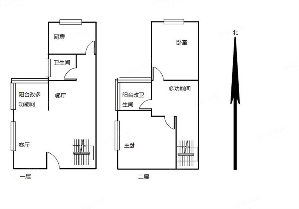 书香门第名苑 精装复式 满五年 业主诚售 看房方便
