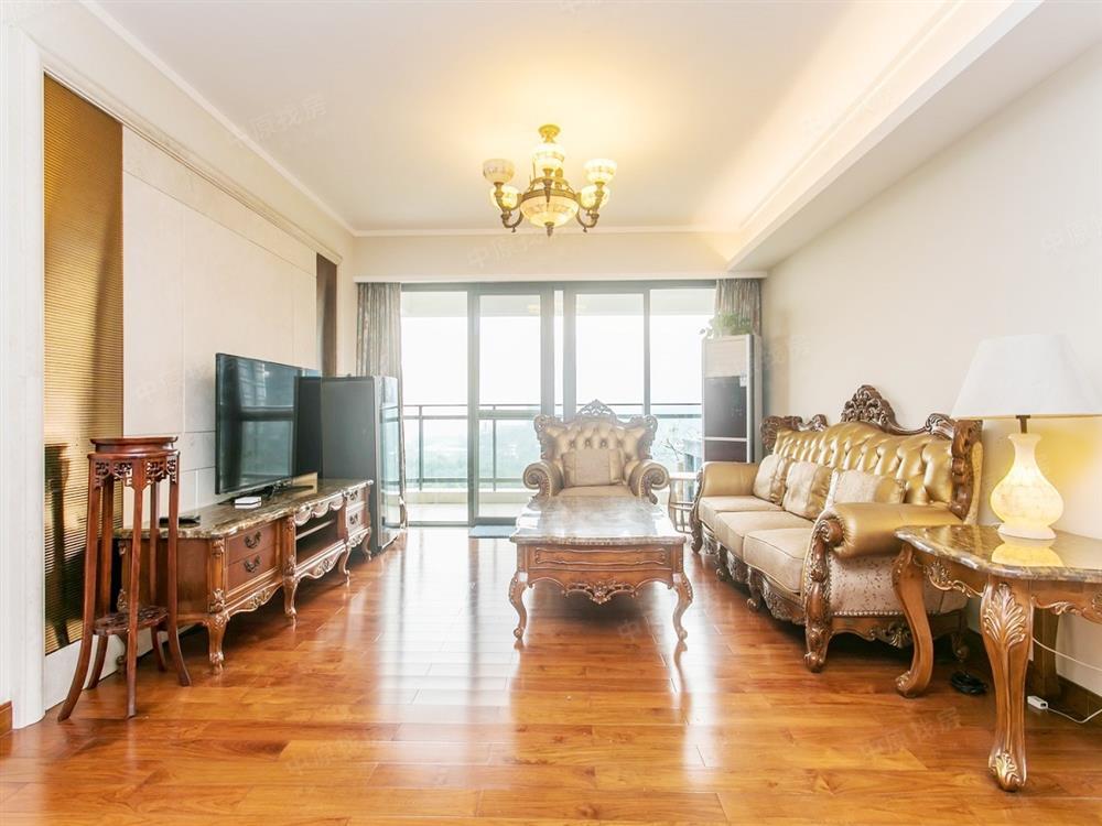 深圳歌剧院旁 深圳湾低密住宅 双龙抱珠户型 中间楼层看全海景