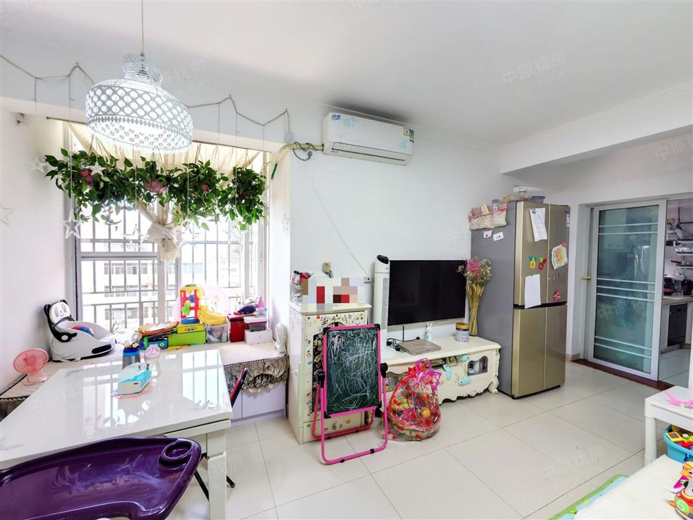 翠海轩精装两房  电梯小高层  花园小区  保养好 看房方便