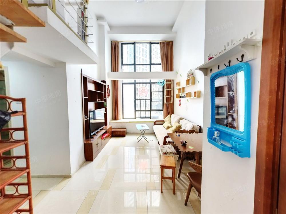 远洋新干线晶钻公寓   带家私打包急售  欢迎来电咨询
