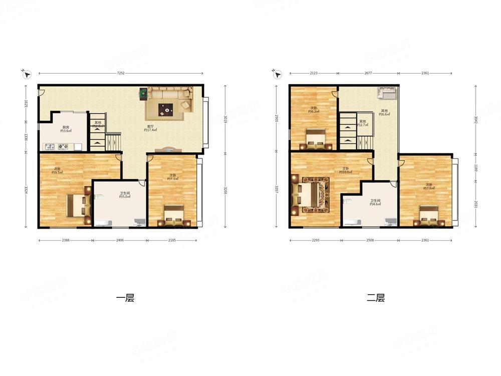 不限购不限贷 大户型精装公寓 价格合适 业主急卖