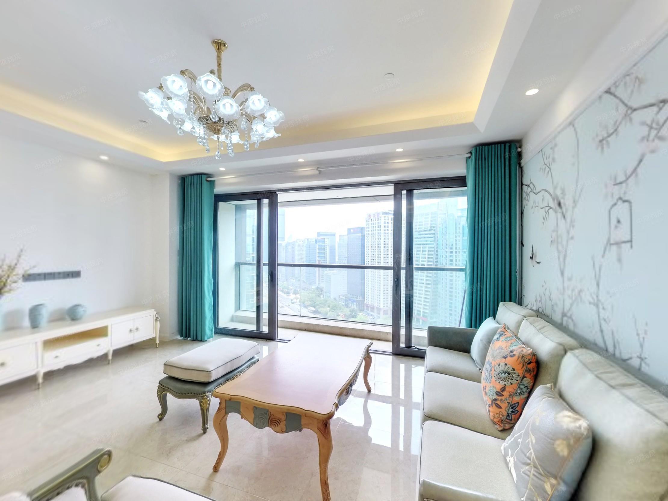 东海国际公寓(东海国际中心二期B区)