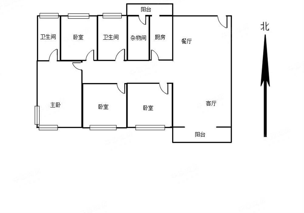 超好户型、精装修、视野好、楼层安静、看房方便