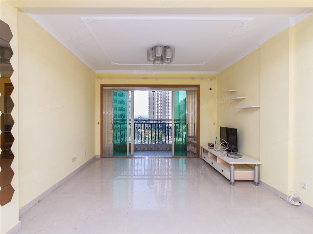 曦龙山庄 住家社区容积率低 舒适一房一厅 口岸物业 业主急卖