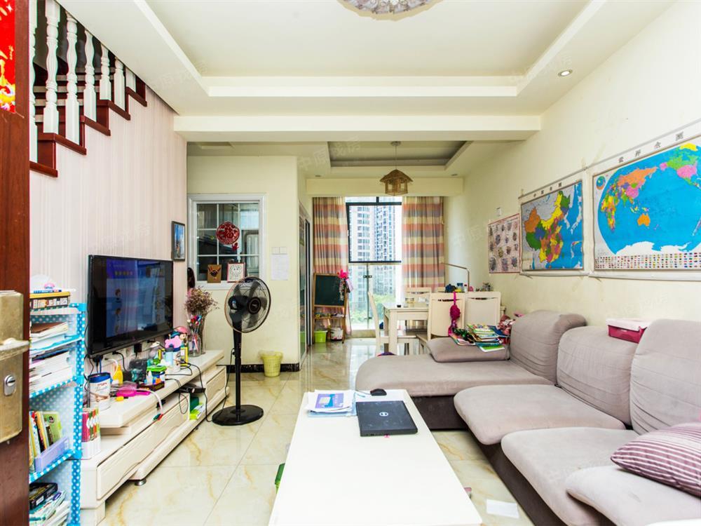 中森双子座公馆,复式舒适三房,满5诚心出售,价格可谈